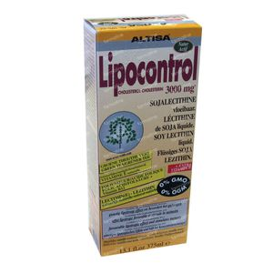 Altisa Lipocontrol Complex 375 ml