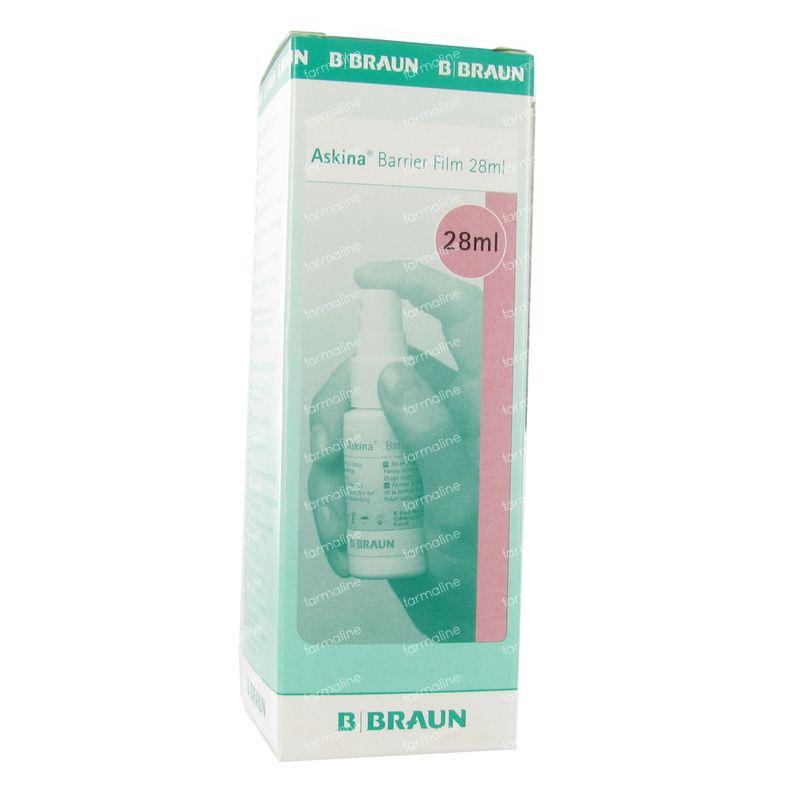 Askina barrier film spray