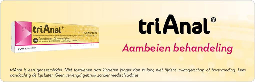 Trianal | Farmaline