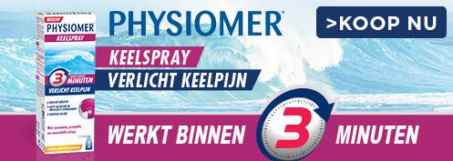 Physiomer Spray Keelpijn
