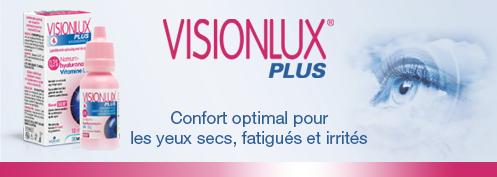 Visionlux Plus Gouttes Oculaires