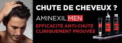 Vichy Aminexil Homme