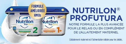 Nutrilon - Profutura| Farmaline.be
