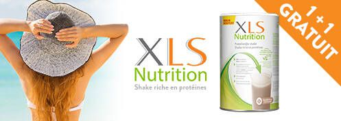 XL-S Nutrition | Farmaline.be