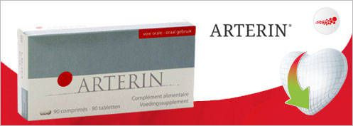 Arterin | Farmaline