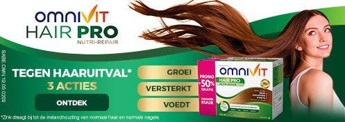 Omnivit Hair Pro | Farmaline