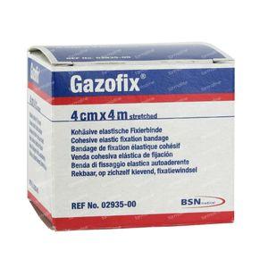 Gazofix 4cm x 4m 1 stuk