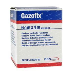 Gazofix 6cm x 4m 1 St
