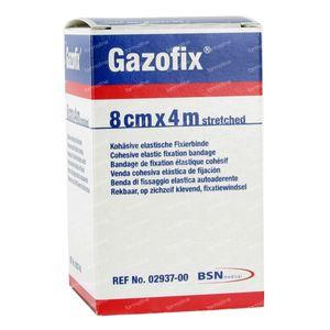 Gazofix 8cm x 4m 1 St