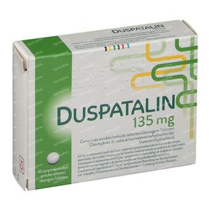 Duspatalin 135mg 40 dragees
