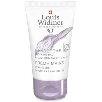 Louis Widmer Crème Mains Sans Parfum 50 ml