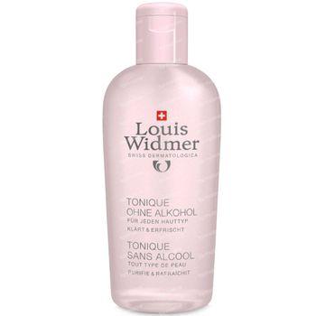 Louis Widmer Tonicum Zonder Alcohol Zonder Parfum 200 ml