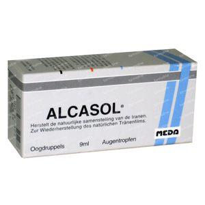Alcasol Oogdruppels 9 ml