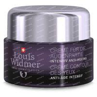 Louis Widmer Crème Contour des Yeux Légèrement Parfumé 30 ml