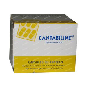 Cantabiline 200mg 90 capsules
