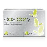 Dosidoryl 20 Tabl. 20  tabletten