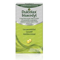 Dulcolax Bisacodyl 5mg - Pour Constipation 40  comprimés
