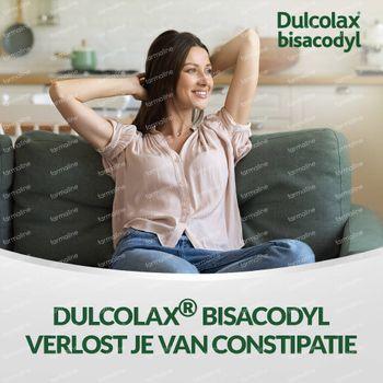Dulcolax Bisacodyl 10mg - Voor Constipatie 10 zetpillen