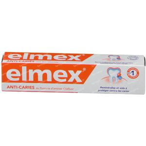 Elmex Toothpaste Anti-Tooth Decay Adult 75 ml