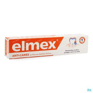 Elmex Dentifrice Protection Caries 75 ml
