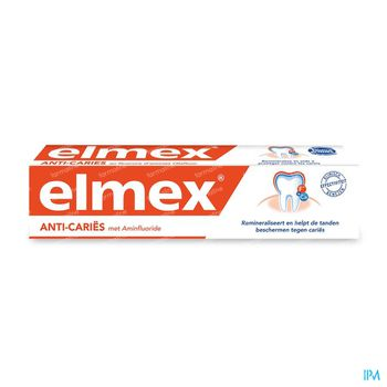 Elmex Tandpasta Anti-Cariës Volwassen 75 ml
