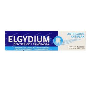 Elgydium Tandpasta Anti-Plak 75 ml