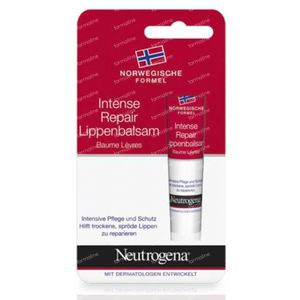 Neutrogena® Norwegische Formel Intense Repair Lippenbalsam 15 ml