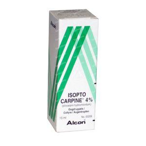 Isopto-Carpine 4% 15 ml