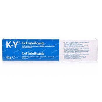 K-Y Gel Lubrifiant Stérile 82 g