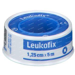 Leukofix Fourreau Sparadrap 1.25cm x 5m 1 pièce