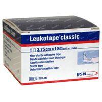 Leukotape® Classic 10 m x 3,75 cm Wit 01701-00 1 stuk
