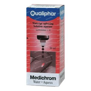 Medichrom WATER 2% 30 ml oplossing