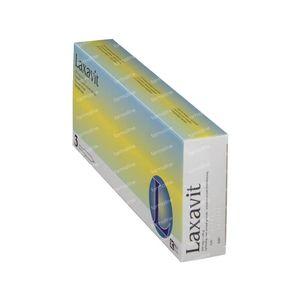 Laxavit 3 Micro Enema Injection 12 ml