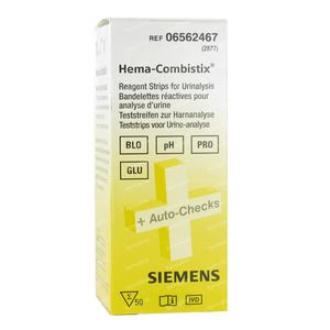Siemens Teststrips Hema Combistix 100 stuks