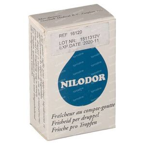 Nilodor 7,50 ml druppels