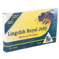 Peking Royal Jelly Lingchin 10ml 10  ampullen