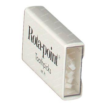 Cure-Dents Plastique Rotadent Souple 20 pièces
