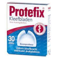 Protefix Aufkleber Oberkieferprothese 30 st