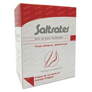 Saltrates Sels de Bain Pieds Fatigués/Endoloris 10 x 20 g sachets