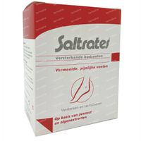 Saltrates Badzouten Vermoeide/Pijnlijke Voeten 10 x 20 g zakjes