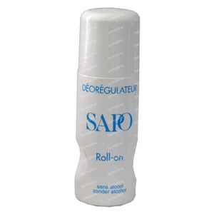 Sapo Deo Roll-On Without Alcohol 50 ml