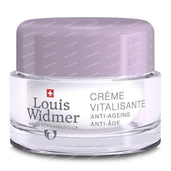 Louis Widmer Vitaliserende Crème (Met Parfum) 50 ml