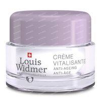 Louis Widmer Crème Vitalisante sans Parfum 50 ml