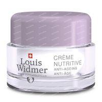 Louis Widmer Crème Nutritive Zonder Parfum 50 ml