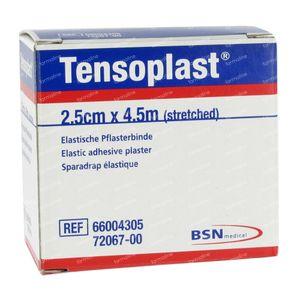 Tensoplast Plaster 2.5cm x 4.5 Nr 72067 1 St
