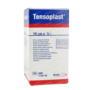 Tensoplast Band 10cmx4,5m 1 pièce