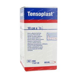 Tensoplast Band 10cmx4,5m 1 stuk