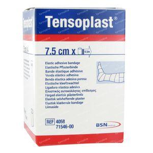 Tensoplast Band 7,5cmx4,5m 1 pièce