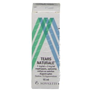 Tears Naturale 15 ml
