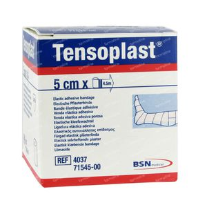 Tensoplast Band 5cmx4,5m 1 item